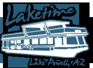 Laketime logo